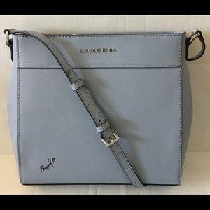 NWT Michael Kors Jet Set Travel Messenger Bag